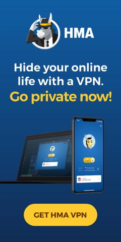 hma vpn privacy